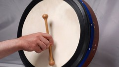 Rhythm and Celtic music go together. Discover this amazing drum and have fun getting into the Celtic …