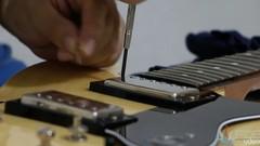 Imágen de Mantenimiento y octavación para guitarras eléctricas