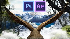 A powerful new workflow between Creating a 2D composition in photoshop and animating your artwork in …