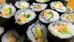 How To Make Sushi With Sushi Express