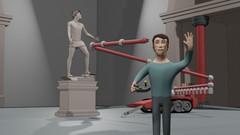 Start creating your 3D animations inside Blender B3D