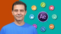 Learn all about Expressions while Animating Interesting and useful Infographics Designs in Adobe …