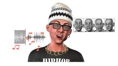Quickly create professional-level, facial animations with no prior experience.