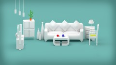 An highly engaging project based course to learn modeling and creating 3D assets using Blender