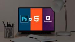 Creando Sitio web desde cero (DE PSD a HTML5, Bootstrap 4)