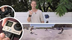 Film and Stitch 360 VR Video with GoPros and AVP