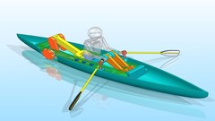 Mechanical Design - Learn How to Create and 3D Print a Prototype Rowboat Using Siemens Solid Edge