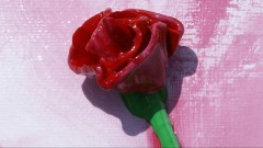 How to Paint a 3D Simple Sculptural Rose