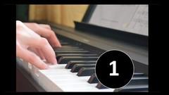 Piano Technique Exercises Vol.1