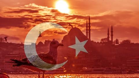 Turkish language course - from beginner to fluent speaker!
