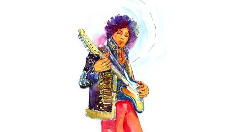 Pure Pentatonic Power: Rock and Blues Lead Guitar Course