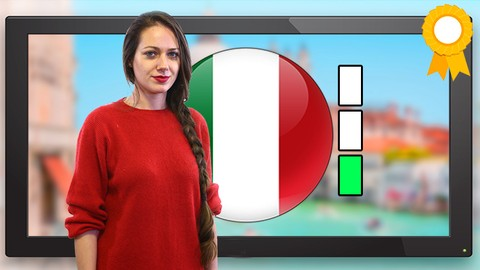 Learn Italian Language: Complete Italian Course - Beginners