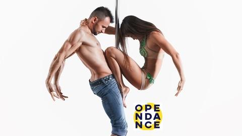 Pole Dance With World Champions - Beginner & Intermediate