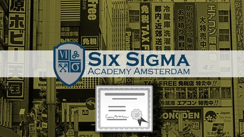 Lean Management for Lean Six Sigma Training & Certification