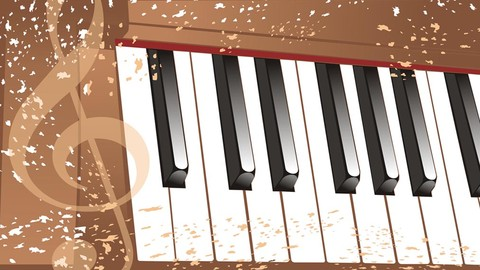'Greensleeves' Creative Piano Lessons Course - Resonance School of Music
