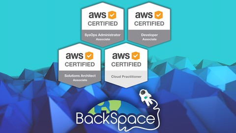 Amazon Web Services (AWS) Certified – 4 Certifications!