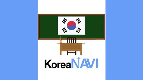 Free Korean Language Tutorial - [Koreanavi] Korean TOPIK2 grammar(1 week course)