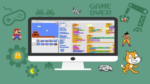 Netcurso-creacion-de-videojuegos-con-scratch