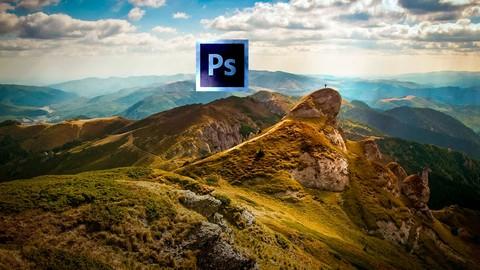 Image for course Landscape Photography-Professional Photo Editing Photoshop