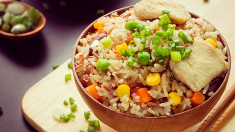 Faster than Rice Cooker! Microwave Rice Recipes