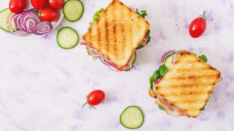 Quick and Yummy Sandwich Maker Toast Recipes