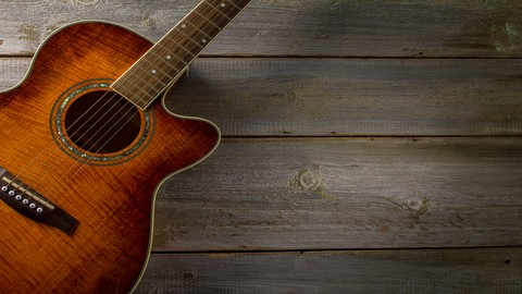 Learn Acoustic Guitar with German Cova ( beginner )