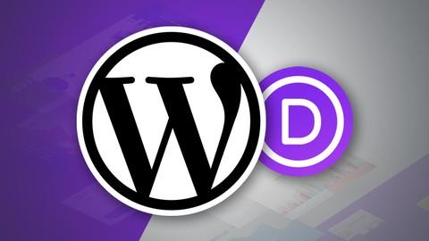 Curso Completo de WordPress + Divi, ¡Desde 0 Hasta Experto!*