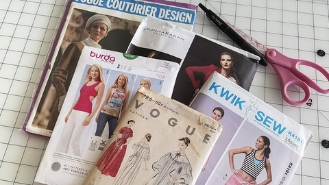Sewing Patterns 101: Learn to Read Sewing Patterns