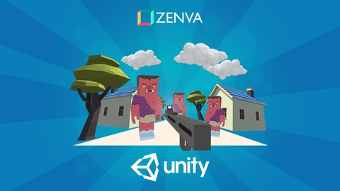 Unity Game Development - Build a First Person Shooter
