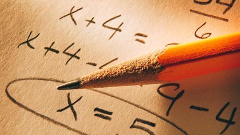 #1 Algebra Refresher (Before the Next Semester Starts)