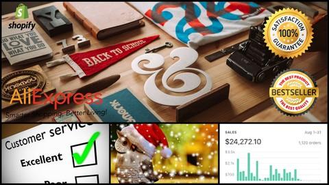 Netcurso-make-passive-income-start-shopify-aliexpress-drop-shipping