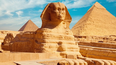 Historical sites in Egypt