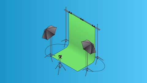 Netcurso-how-to-setup-and-use-a-green-screen-for-professional-video-recording
