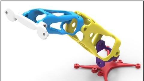 Netcurso-topologyoptimization