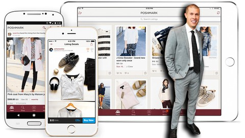 How to Turn Poshmark Selling into a Full Time Income at Home