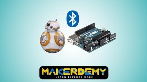 Netcurso-diy-bluetooth-phone-controlled-bb-8-droid-with-arduino