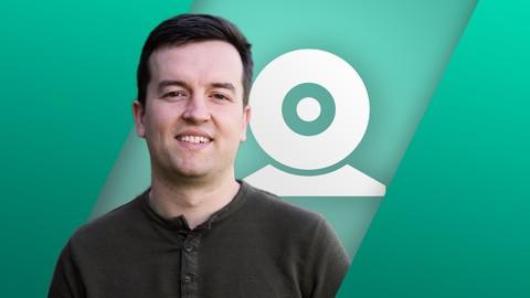 Webcam Videography: Better Videos, Webinars, Livestreams