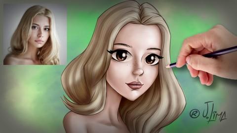 Netcurso-//netcurso.net/pt/transformando-pessoas-reais-em-personagens-disney-e-anime