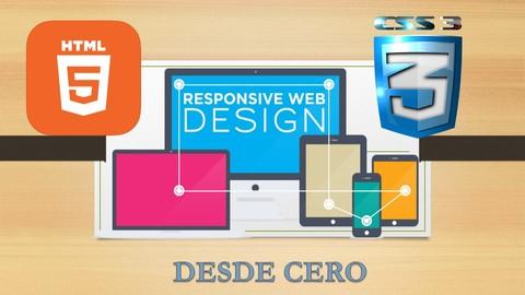 Desarollo Web Responsive  con HTML5 & CSS3