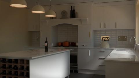 Master Architectural Visualization - Blender 2.9x - Design