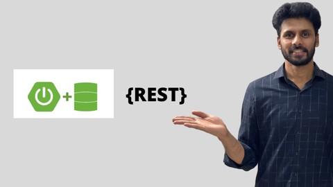 REST APIs using Spring Data REST