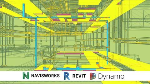 BIM Clash Detection with Autodesk Revit, Navisworks, Dynamo