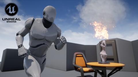 はじめてのアンリアルエンジン【Unreal Engine 4】入門チュートリアル講座