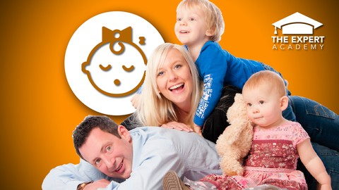 Netcurso-ultimate-child-sleep-solutions-from-the-sleep-nanny-baby-children
