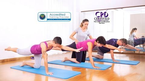 Pilates Teacher Training Certification