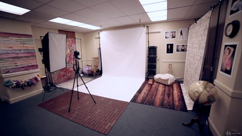 Set Up A Photography Studio With Equipment - On A Budget