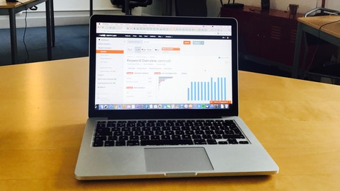 SEO - Learn SEO with SEMrush (free trial code included)