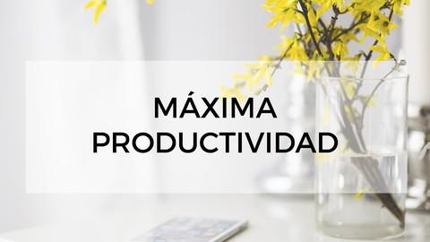 Dispara Tu Productividad:Cómo Conseguir + con Menos Esfuerzo