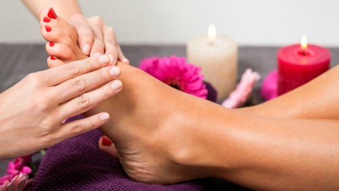 Fully Accredited Reflexology Diploma - Heal Via Your Feet!