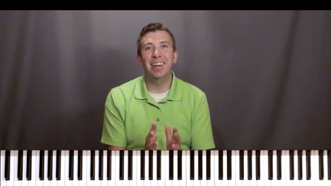 Even More Chord Positions on Keyboard: Piano Building Blocks